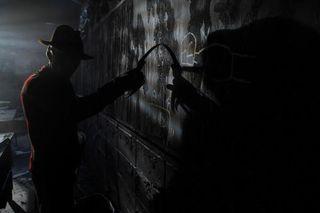 Jackie Earle Haley as Freddy Krueger in A Nightmare on Elm Street movie